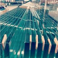 超白钢化玻璃平弯钢玻璃厂