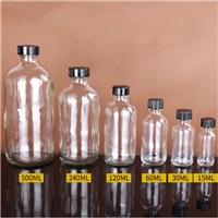 透明玻璃瓶 噴霧瓶 試劑瓶 波士頓瓶