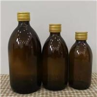 口服液玻璃瓶 茶色口服液瓶 糖浆瓶 药瓶