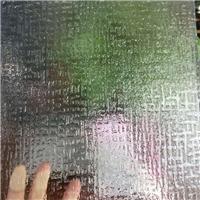 鑲嵌玻璃-壓花玻璃網紋,雨花,木紋