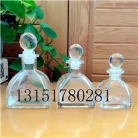 玻璃瓶50ml香薰瓶蒙古包香薰瓶