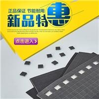广西厂家年底促销玻璃软木垫黑橡胶垫子EVA垫隔离垫片