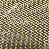 裝飾玻璃金屬網材料 純銅絲