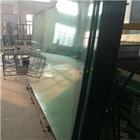 10+10钢化弯中空玻璃上海工程