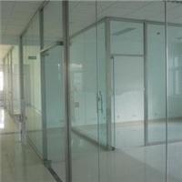 朝阳区定做不锈钢玻璃隔断 安装办公室隔断间