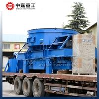 中嘉重工新型制砂机|大型页岩制砂打沙机