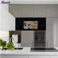 旷世KUSET厨房镜面电视机