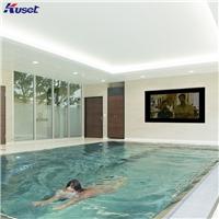 旷世KUSET游泳池镜面电视机