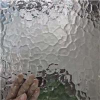 裝飾鑲嵌玻璃-銀波壓花玻璃