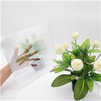 镜面显示玻璃 可钢化加工半透半反镜面显示玻璃