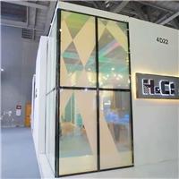 動感調光玻璃 定制動態分區控制霧化玻璃幕墻