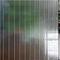 裝飾鑲嵌玻璃-四季紅壓花玻璃