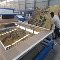 玻璃夾膠機 臺面玻璃背景墻玻璃生產夾膠爐