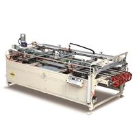 全自动玻璃丝印机