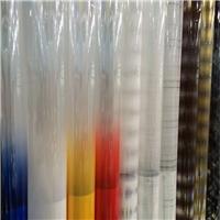 斯派迪玻璃贴膜色板