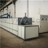 网带式电热玻璃制品连续热弯(强化)炉