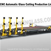 玻璃切割机 异形玻璃切割机 CNC切割线