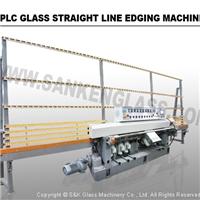 玻璃直线磨边机 玻璃加工机械 磨边机