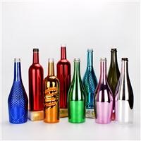 空酒瓶電鍍廠,空酒瓶真空電鍍廠,空酒瓶UV電鍍廠