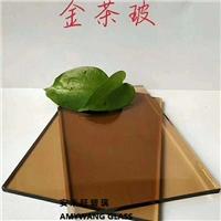 浮法原片 茶色玻璃 色玻