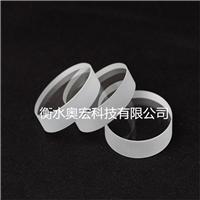 厂家现货供应圆形3.3高硼硅视镜玻璃