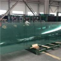 江苏浙江15mm超白+2.28SGP+15mm厚夹胶钢化玻璃