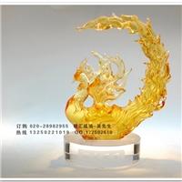 琉璃鳳凰禮品 地產公司周年紀念品 樓盤開業紀念品禮品
