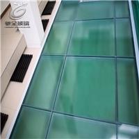 景点防滑玻璃栈道 安全夹胶玻璃厂家批量直销
