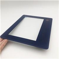 大尺寸显示屏玻璃 可磨台阶/多色丝印玻璃