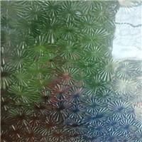 建筑装饰玻璃-折花,玫瑰,钻石