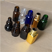 徐州玻璃瓶厂家供应玻璃精油瓶