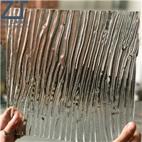 热熔玻璃生产厂家 屏风玻璃 酒店装饰玻璃