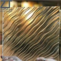 热熔玻璃 隔断屏风 钢化艺术玻璃