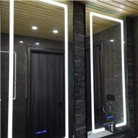 卫浴镜酒店工程镜带灯光蓝牙音乐LED智能防雾浴室镜