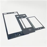 深加工人脸扫码玻璃 增透工艺AR防指纹处理显示屏玻璃