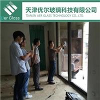 钢化玻璃修复沈阳钢化玻璃划痕修复抛光焊点