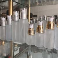 玻璃瓶廠家供應高白料玻璃乳液瓶