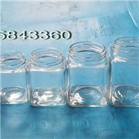 徐州玻璃瓶廠家供應方玻璃醬菜瓶