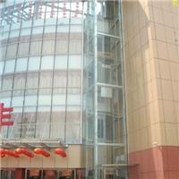 郑州6+1.52pvb+6毫米弯钢夹胶玻璃雨棚