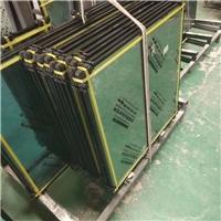 广东厂家直供玻璃插角铝条直插件护角软木垫防水标签