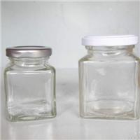 徐州出口玻璃瓶厂家供应高白料玻璃酱菜瓶