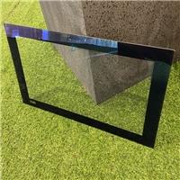 AR玻璃透光率大于98%淡藍色AR玻璃 5mm淡藍色ar玻璃