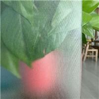 建筑装饰玻璃-布纹