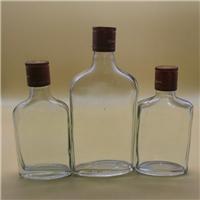 玻璃瓶廠家供應高白料玻璃勁酒瓶