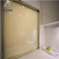 智能調光玻璃 電控霧化玻璃價格
