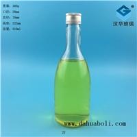 一斤装白酒玻璃瓶生产商