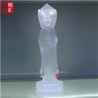 琉璃三面觀音 琉璃南海觀音 三亞旅游紀念品