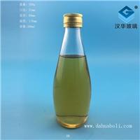 火热售卖300ml玻璃饮料果汁瓶