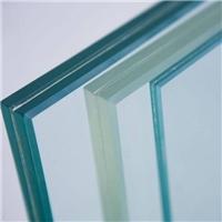 免费打样 夹胶安全玻璃 热弯夹层玻璃 热弯夹胶玻璃