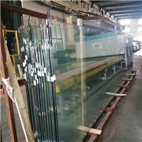 大板15mm超白钢化玻璃厂家